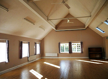 Jubilee Hall Interior